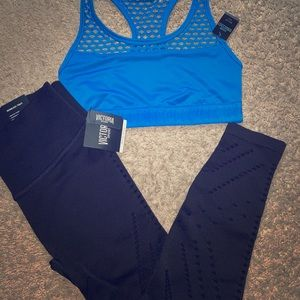 PINK Ultimate Victoria's Secret Seamless outfit
